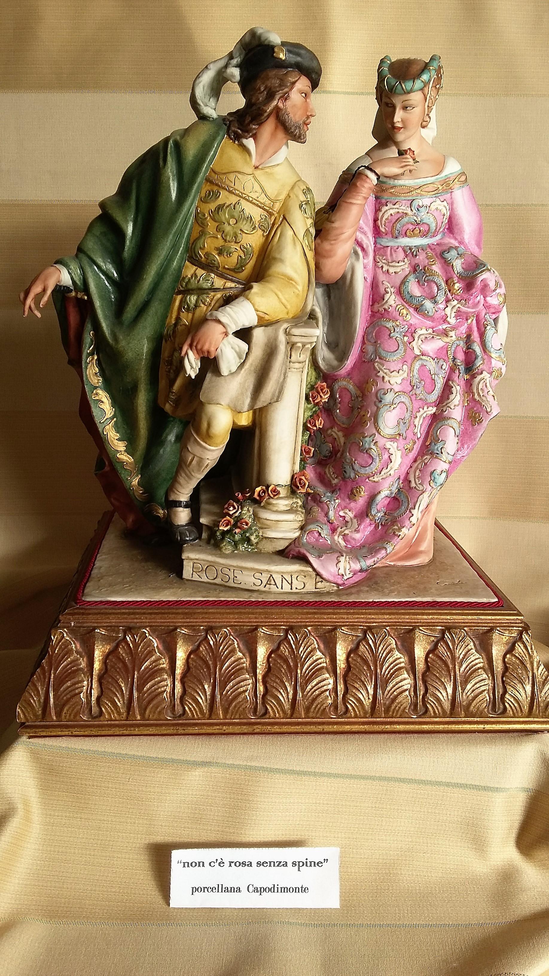 Non c rosa senza spine artigianato veneto mobili d 39 arte - Fabbriche mobili veneto ...