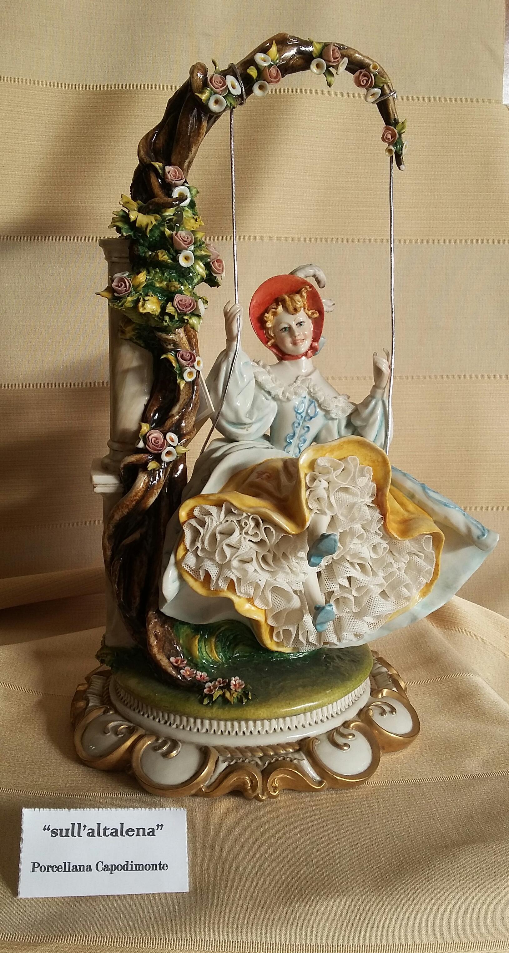 Porcellane capodimonte artigianato veneto mobili d 39 arte for Produzione mobili veneto