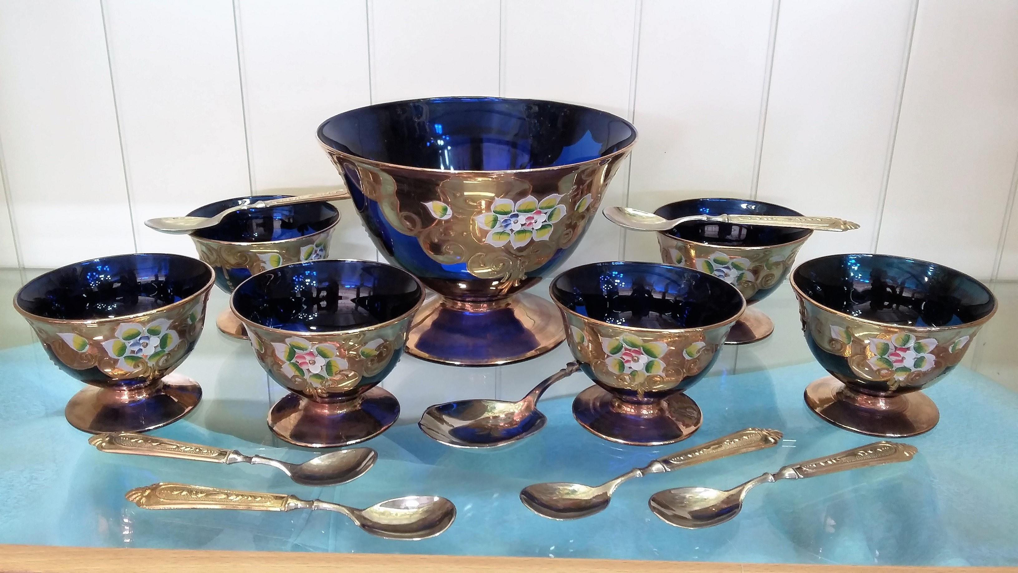 I vetri di murano artigianato veneto mobili d 39 arte for Produzione mobili veneto